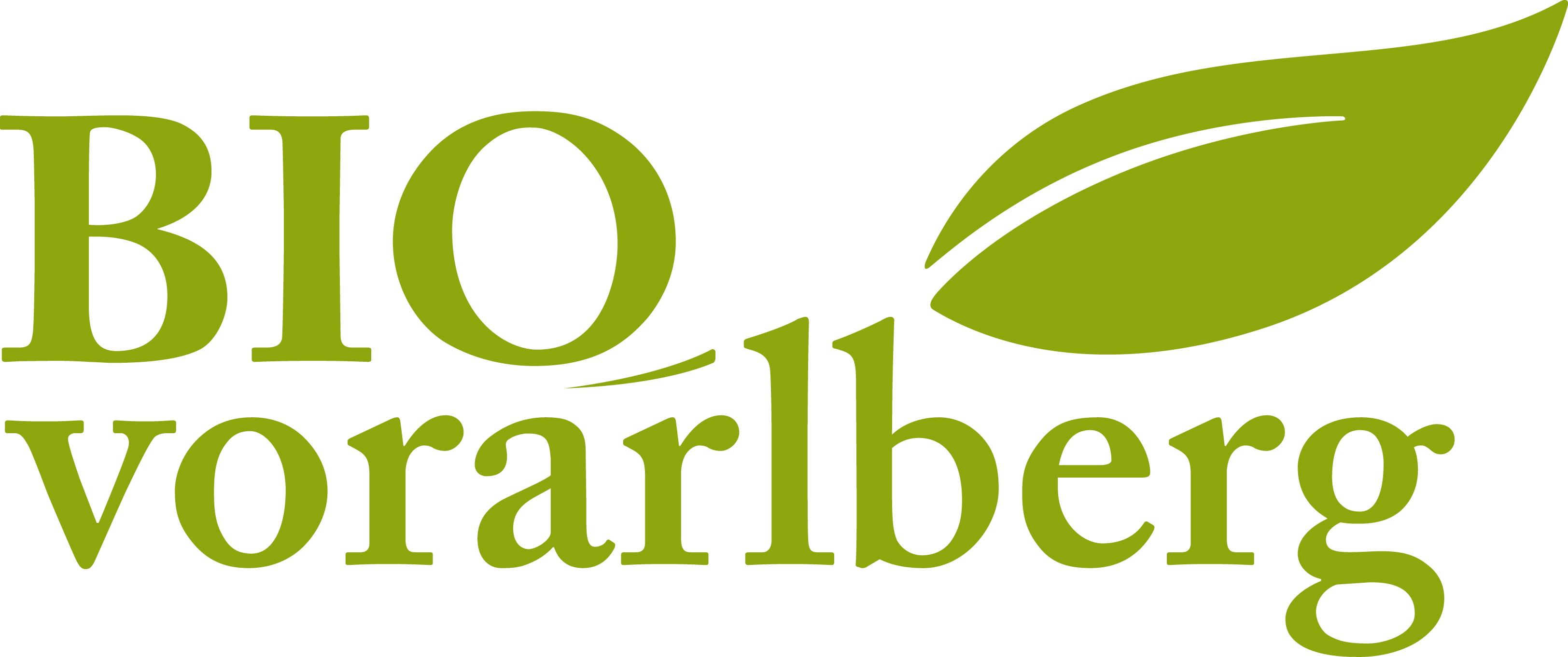 Logo der BIO Vorarlberg Genossenschaft