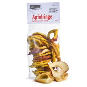 Veredelte Ländle Produkte, Dietrich Apfelringe