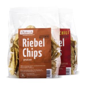 Veredelte Ländle Produkte, Dietrich Riebel Chips