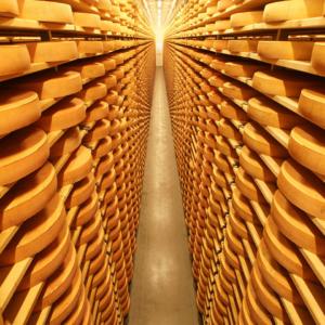 KäseStrasse Bregenzerwald, Käsekeller, Ländle Milchprodukte