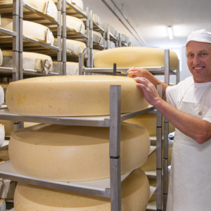 Sennerei Lingenau, Ländle Milchprodukte, Foto: Weissengruber