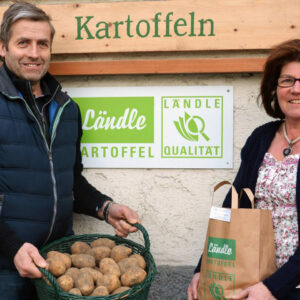 Lothar Und Rosa Kaufmann, Ländle Kartoffel, Foto: LQM
