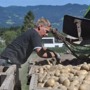 Jürgen Meusburger, Ländle Kartoffel, Foto: LQM