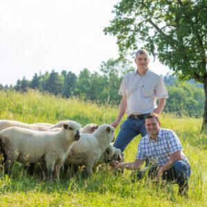 Josef Ruloff Und Markus Casagrande, Ländle Lamm, Foto: Weissengruber