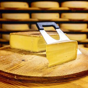 Käse Von Der Alpe Andlis Brongen