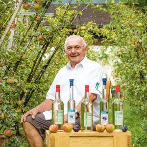 Toni Schiefer Mit Seiner Produktvielfalt