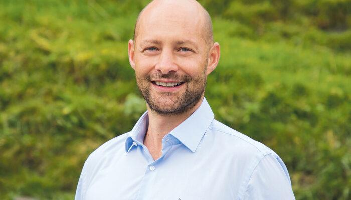 Portrait Hannes Royer Land Schafft Leben